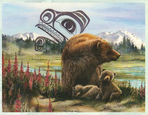 Guardian Bear, Sue Coleman